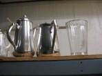 Coffee Server, Silver