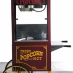 Popcorn Popper with Cart