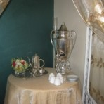 Tea Service Table