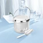 Wine/Ice Bucket, Silver