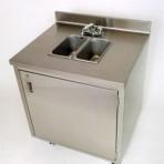 Commercial Prep Sink