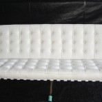 Barcelona Sofa, White