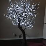 LED Cherry Blossom Tree, 7′