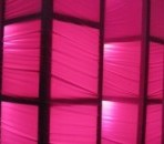 Light Up Column, Pink