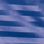 Royal Blue Satin Stripe