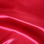 Ruby Red Satin