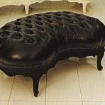 Baroque Ottoman, Black
