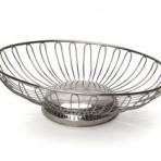 Metal Bread Basket