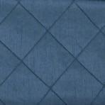 Nova Pintuck Slate Blue