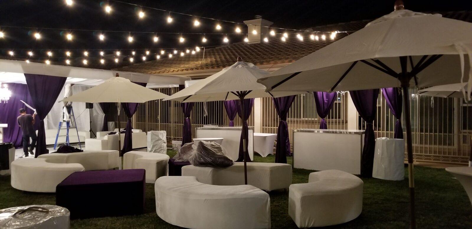 San Fernando Valley Party Rentals Los Angeles Party Rentals