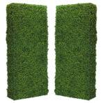 Hedge Wall 4′ x 8′